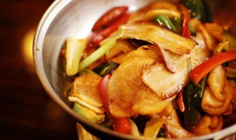 China First: 36年的川味