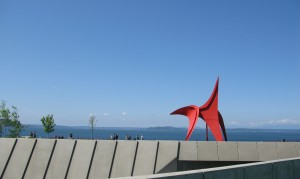 Olympic Sculpture Park photo by Seattle GPS