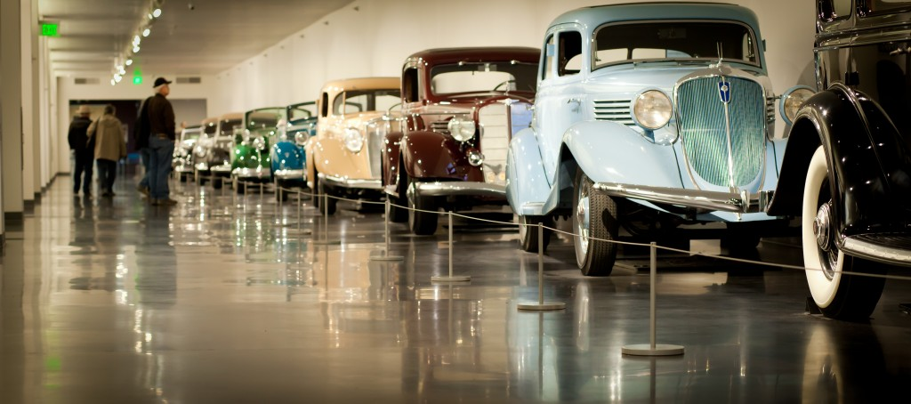 LeMay - vintage car exhibition
