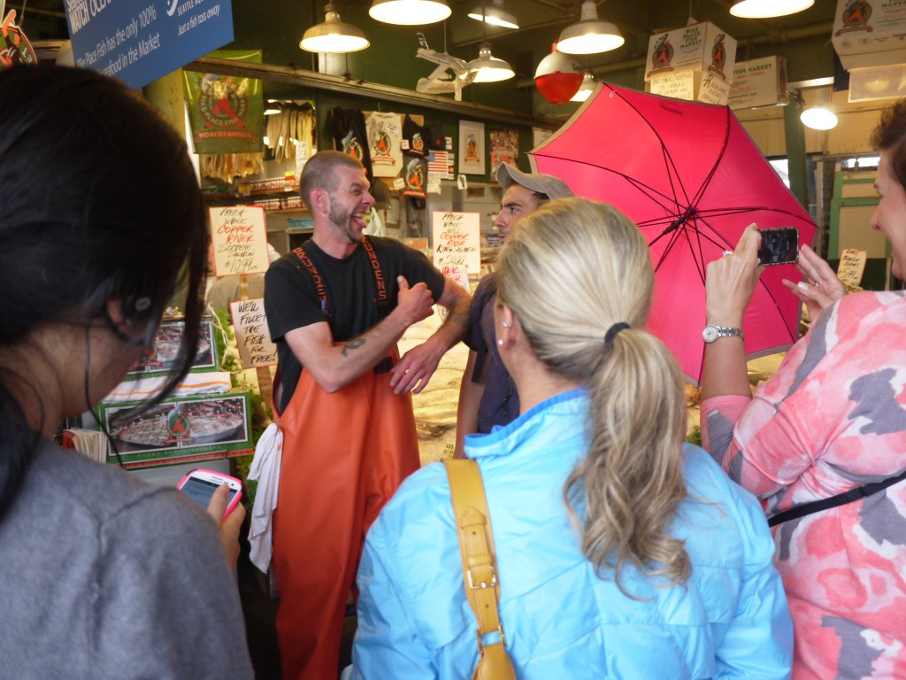 pike place tour
