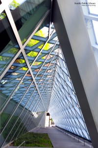 Seattle Public Library (photo by SeattleGPS)