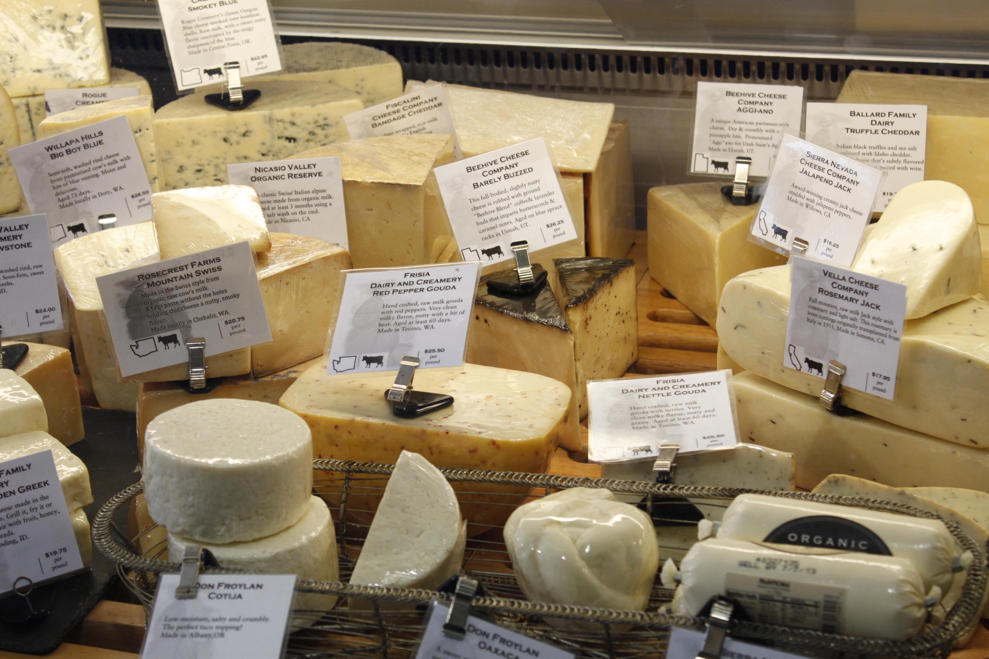 beecher cheese