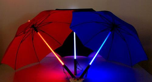 http://www.neatorama.com/2007/02/27/lightsaber-umbrella/