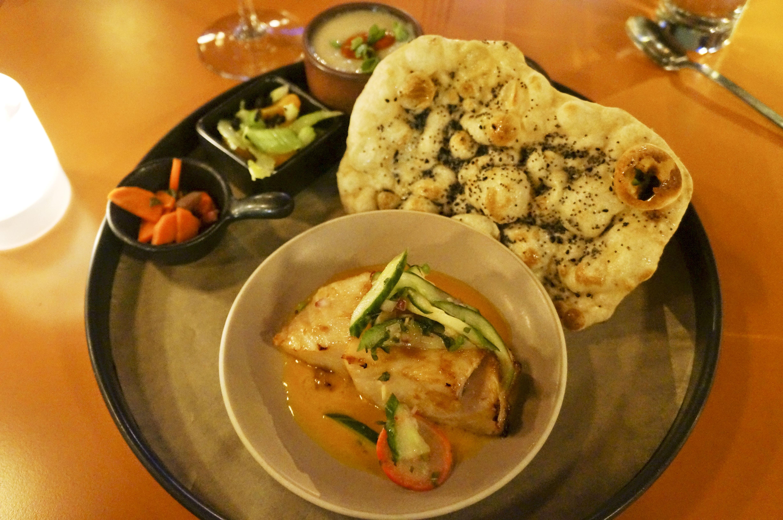 poppy thali plate