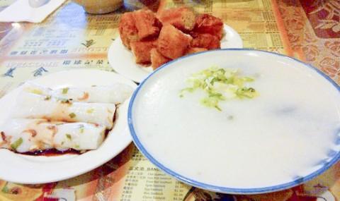 懷念的味道── 中式早點餐館集錦