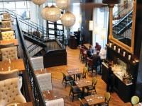 優雅的法蘭西設計餐廳 Loulay