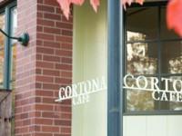 Cortona Cafe 咖啡店的限時晚餐