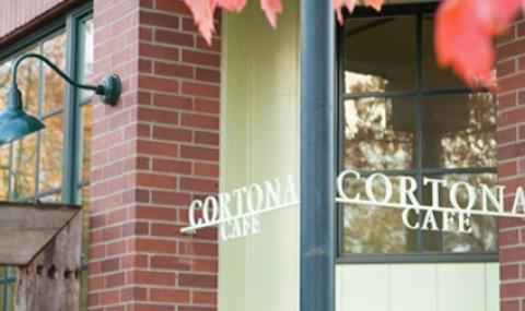 Cortona Cafe 咖啡店的限时晚餐