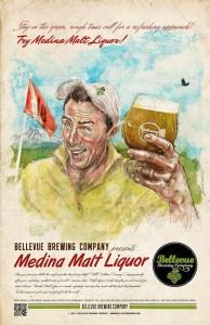 復古麥芽啤酒