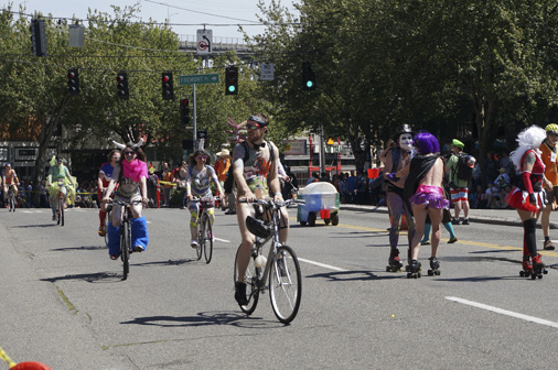 fremont fair-solstice parade
