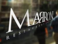 高级法餐Restaurant Marron的神秘菜单