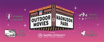 PEMCO INSURANCE Outdoor Movies