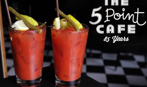 5 Point Cafe:酒鬼招待酒鬼的早餐店要85歲了
