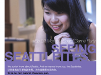 Seeing Seattleites – Ep.02 Momo's Board Game Party