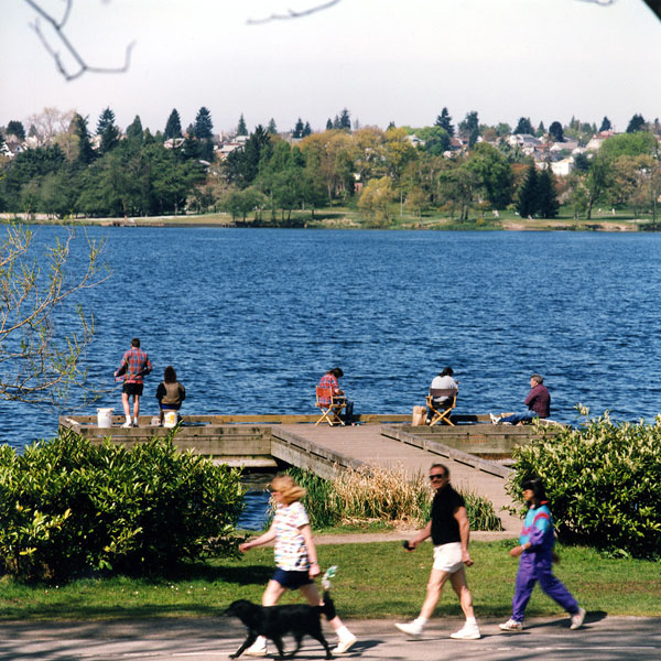 GreenLakePath