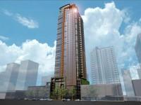 美国之路西雅图酒店公寓举行项目开工仪式