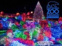 西雅圖聖誕彩燈展