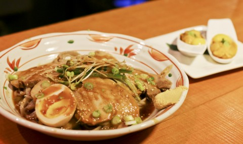 Miyabi 45th:日式蕎麥面 X 美式澆頭