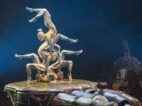 懷舊與科幻並存的視覺大餐——太陽馬戲團新劇《內閣趣聞》