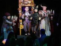 視覺味覺的雙重大餐——「辛雜尼劇院」復古晚餐秀