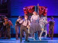 經典常新——第五大道劇院新改編劇《旋轉木馬》