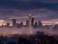 西雅圖最美觀景之地