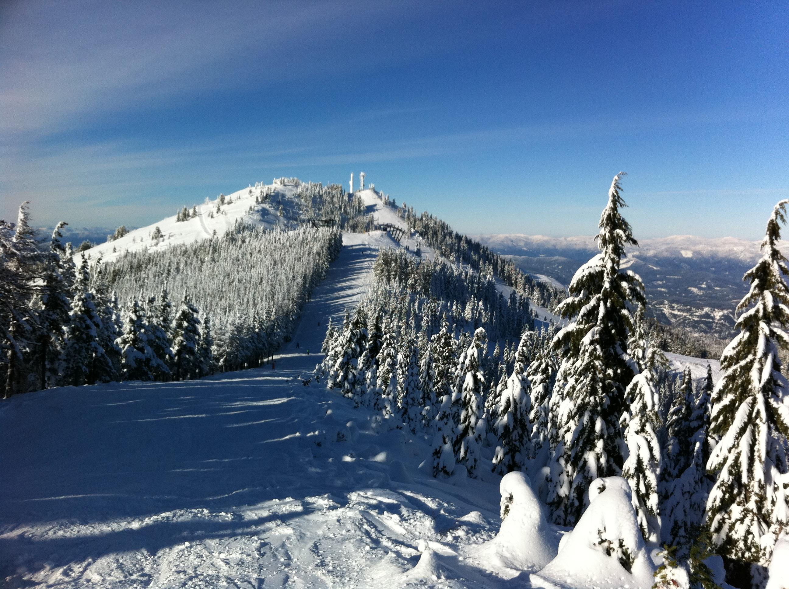 Spokane Mount