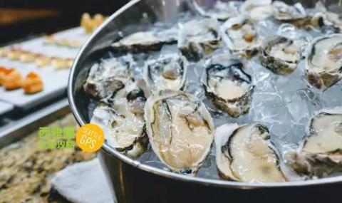 Food | 在西雅图市区也能吃到的自助盛宴!