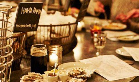 Food | 牡蠣的歡樂時光