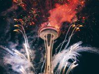 从感恩节到跨年夜 西雅图庆祝活动一箩筐