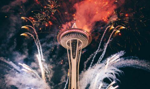 從感恩節到跨年夜 西雅圖慶祝活動一籮筐